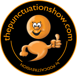 The Punctuation Show Logo