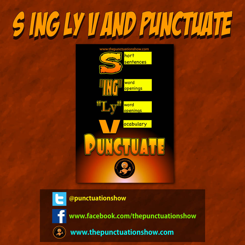 S Ing Lyv and Punctuate