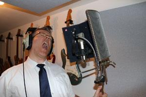 My singing